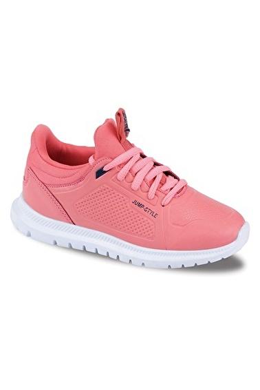 Jump Sneakers Pembe